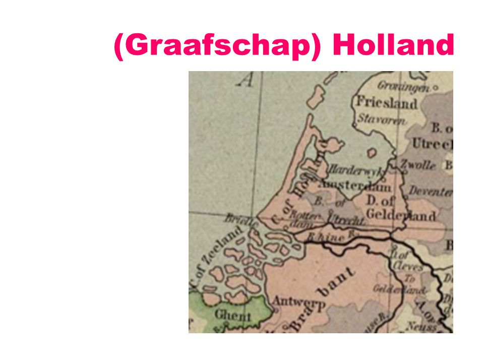 (Graafschap) Holland