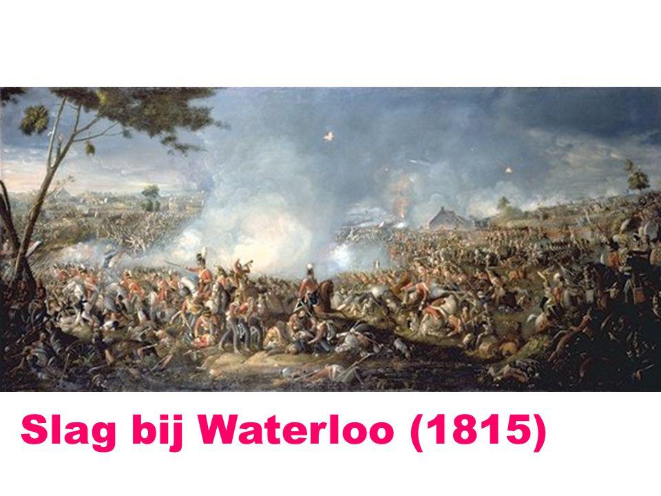 Slag bij Waterloo (1815)
