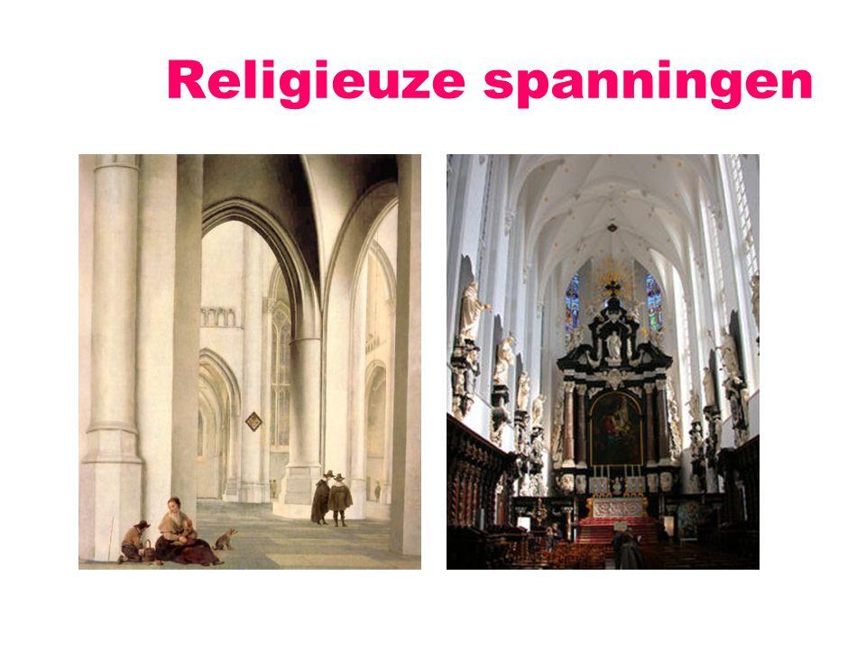 Religieuze spanningen