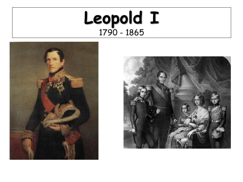 Leopold I 1790 - 1865