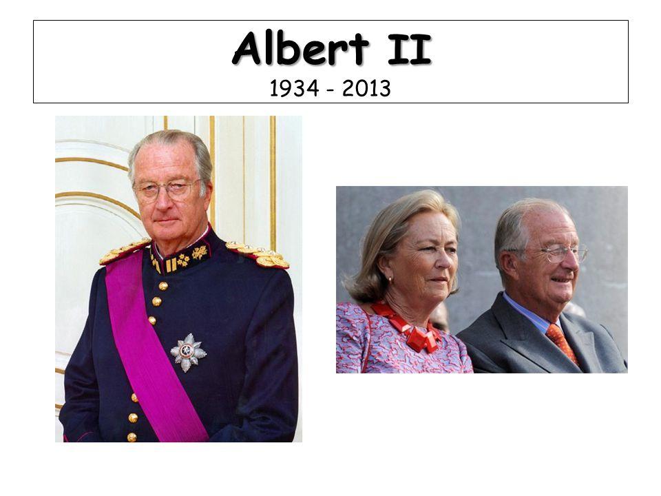 Albert II 1934 - 2013