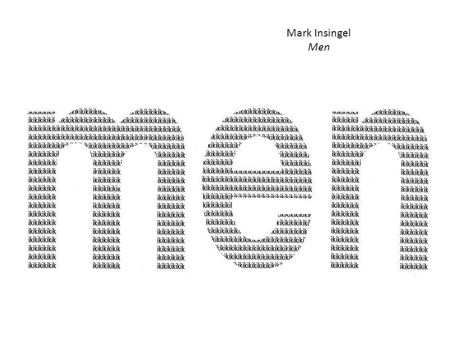 Mark Insingel Men