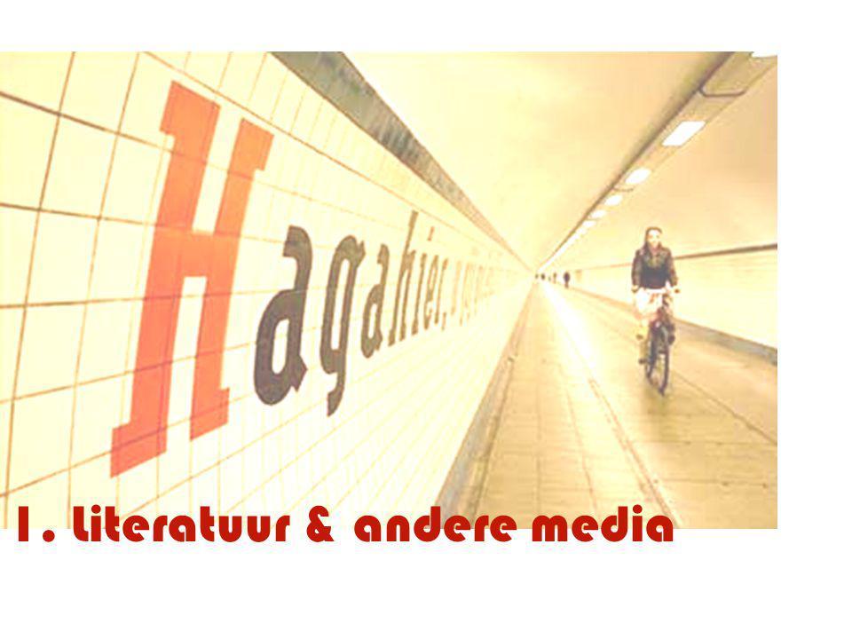 1. Literatuur & andere media
