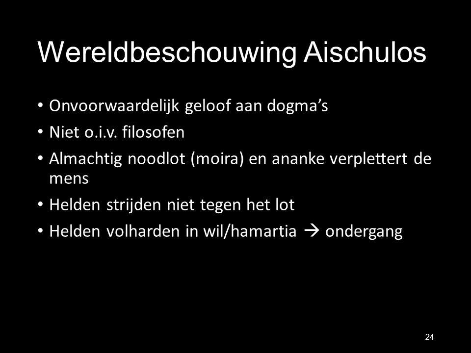 Wereldbeschouwing Aischulos