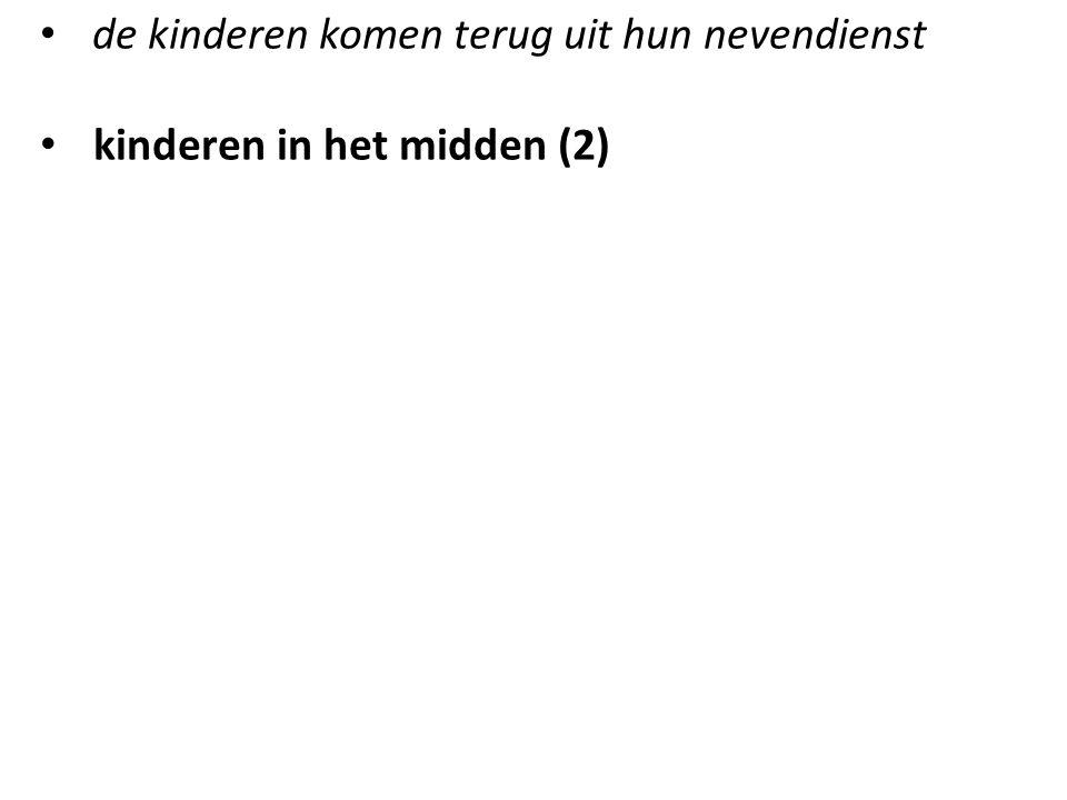 kinderen in het midden (2)