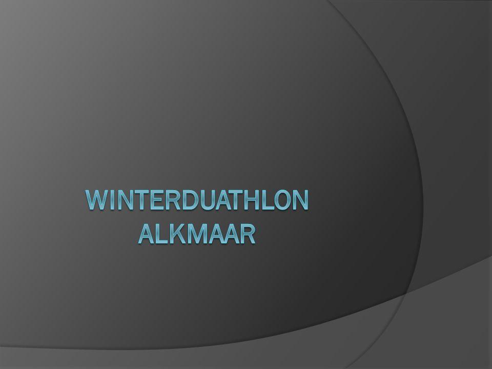 WINTERDUATHLON ALKMAAR