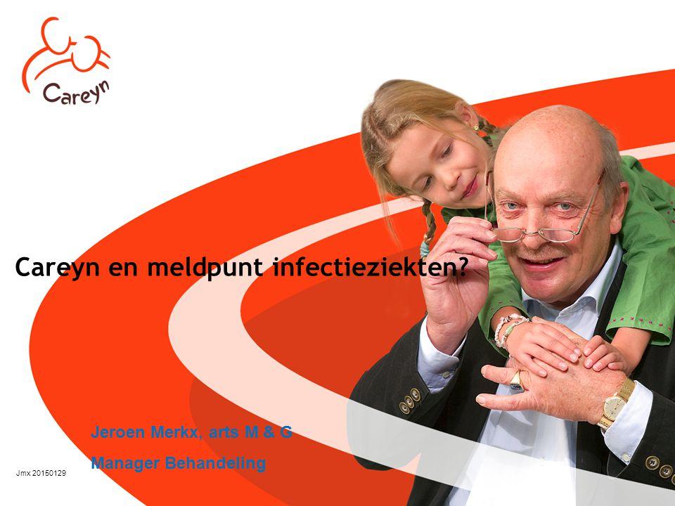 Careyn en meldpunt infectieziekten