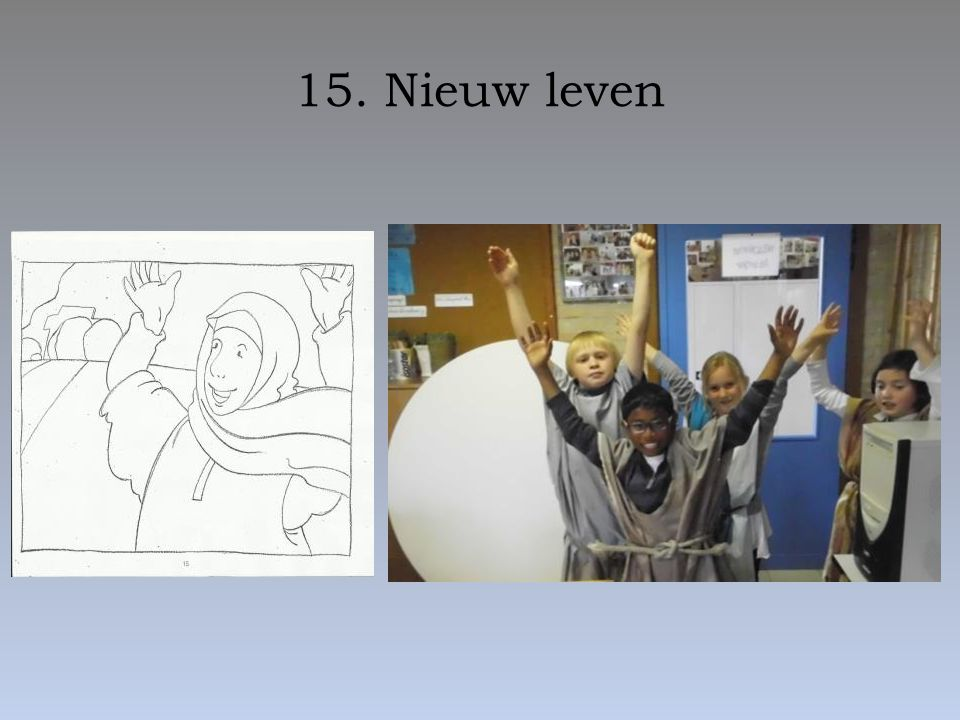15. Nieuw leven