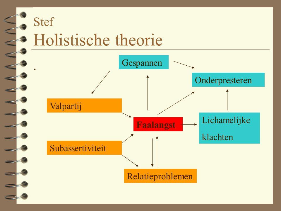 Stef Holistische theorie