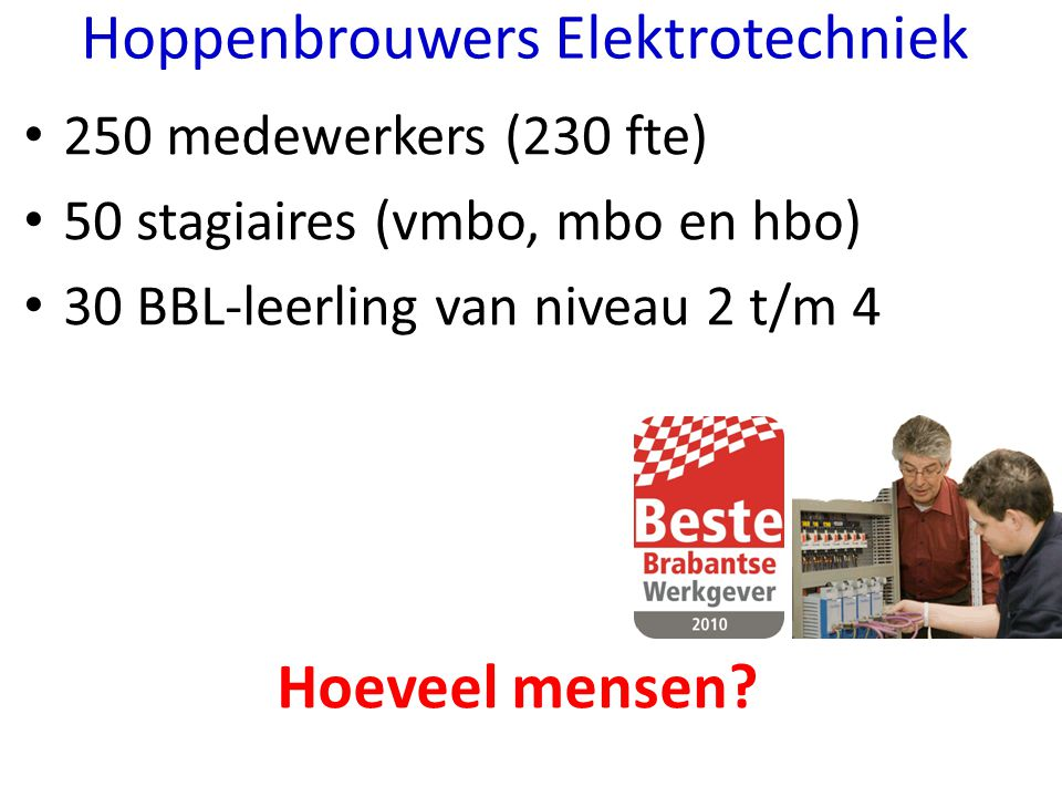 Hoppenbrouwers Elektrotechniek