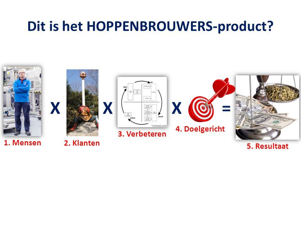 Dit is het HOPPENBROUWERS-product