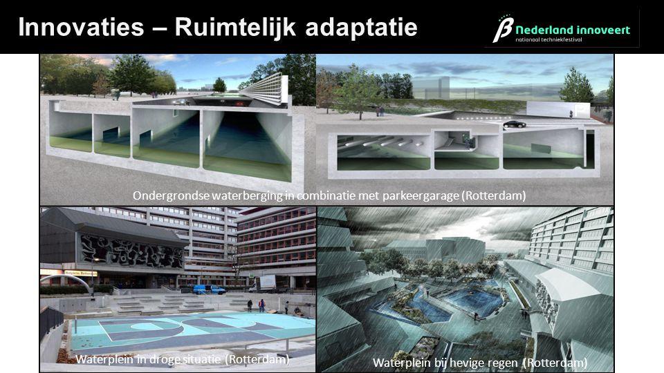 Innovaties – Ruimtelijk adaptatie