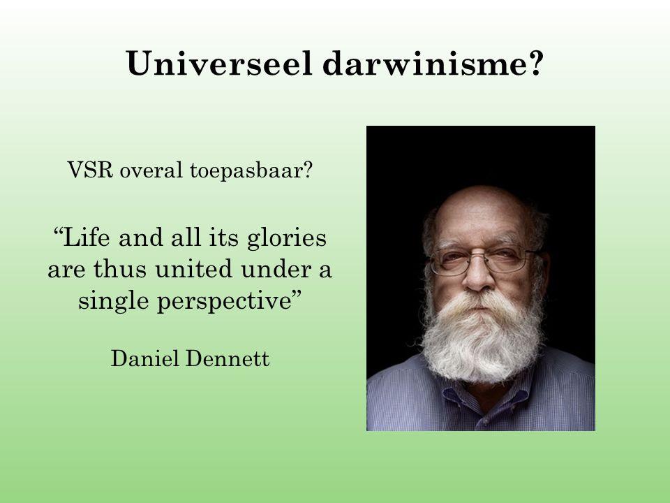 Universeel darwinisme
