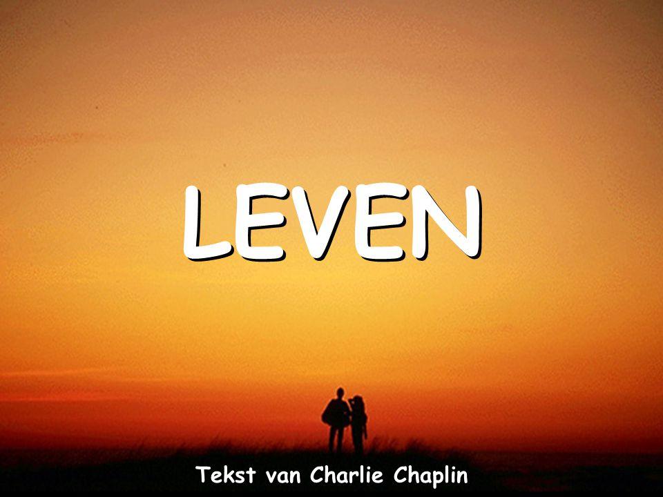 Tekst van Charlie Chaplin