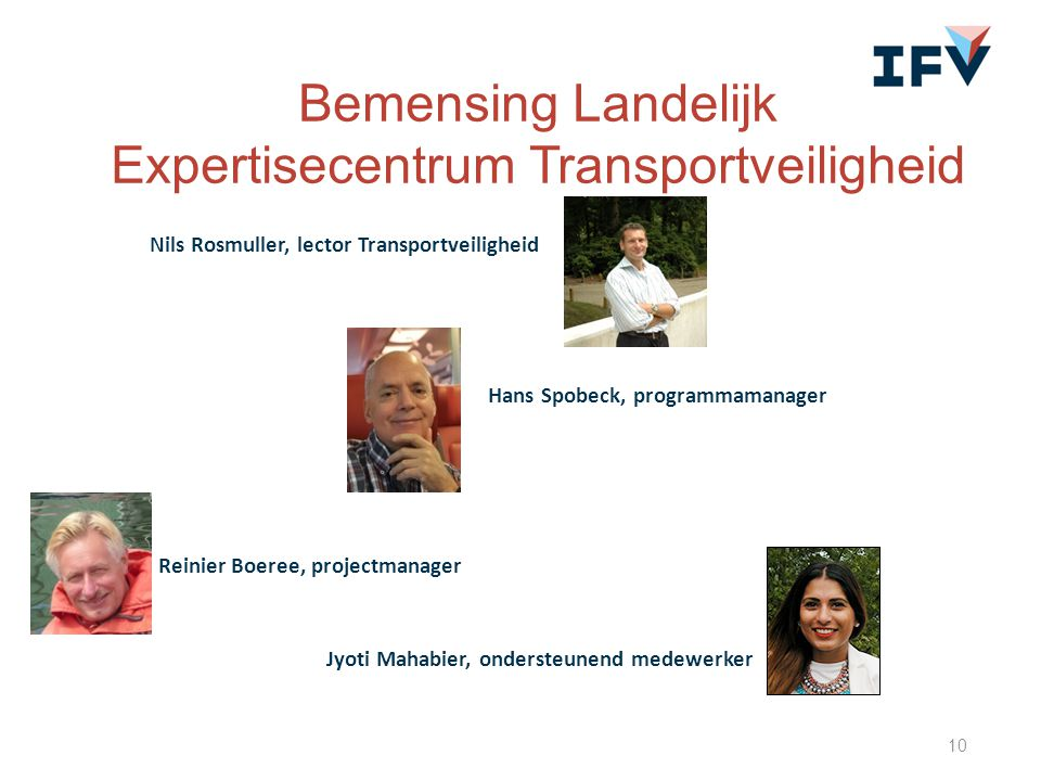 Expertisecentrum Transportveiligheid