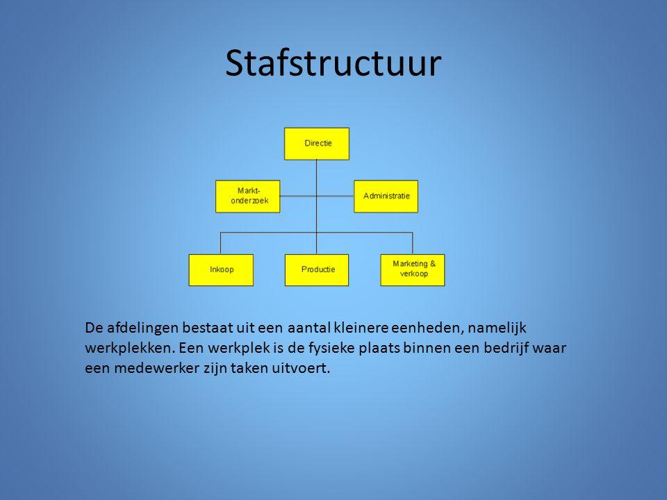 Stafstructuur