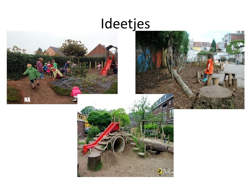 Ideetjes