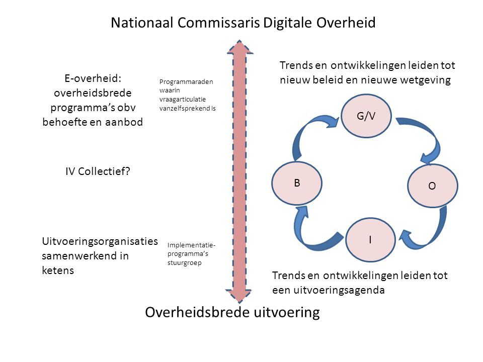Nationaal Commissaris Digitale Overheid