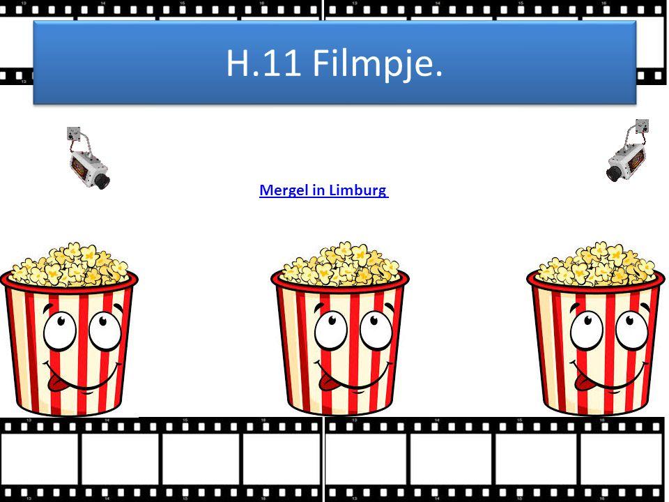 H.11 Filmpje. Mergel in Limburg