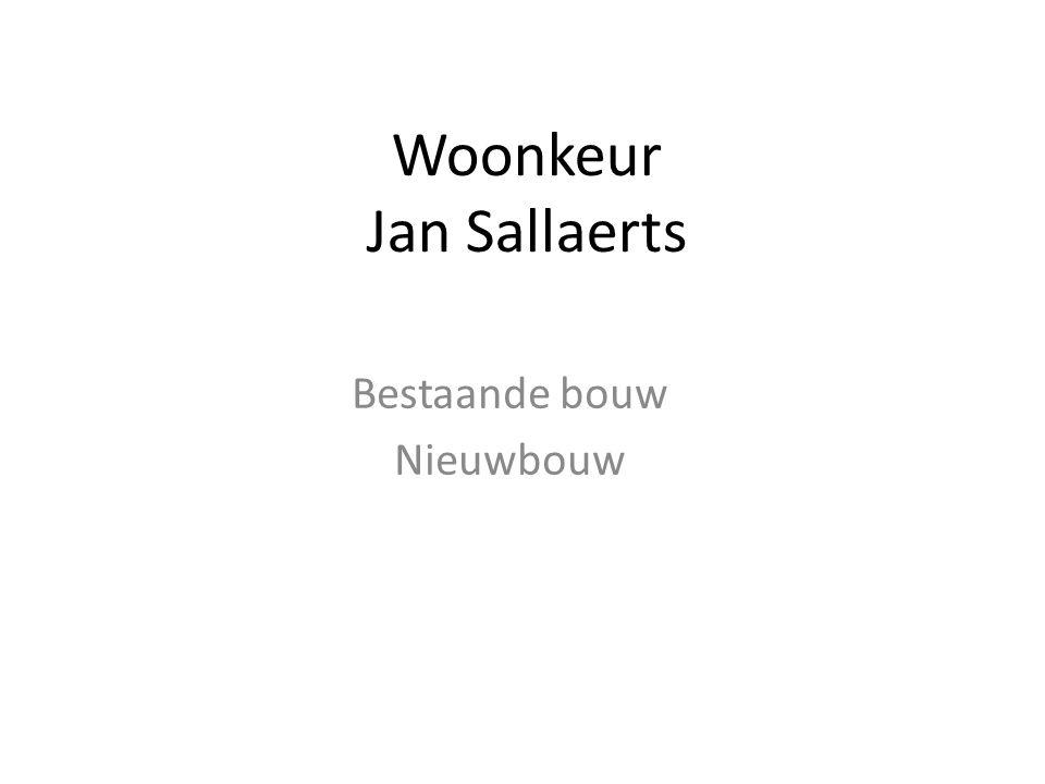 Woonkeur Jan Sallaerts