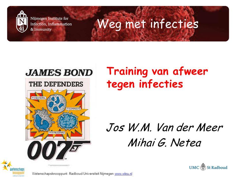 Jos W.M. Van der Meer Mihai G. Netea
