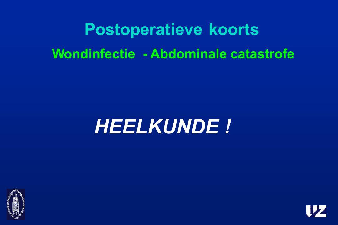 Postoperatieve koorts