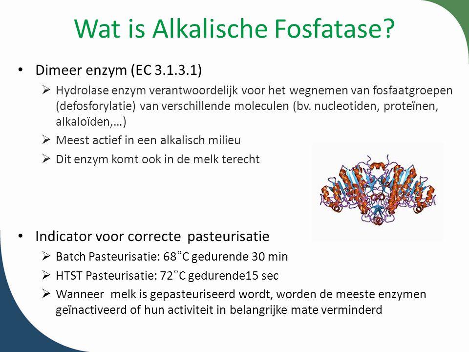 Wat is Alkalische Fosfatase