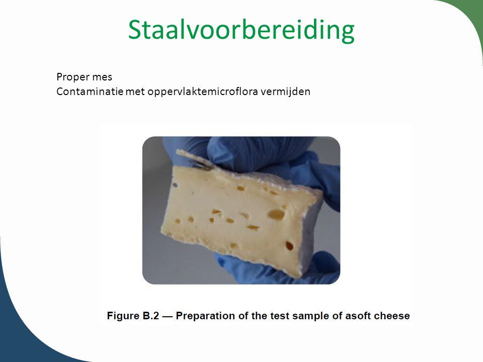 Staalvoorbereiding Proper mes