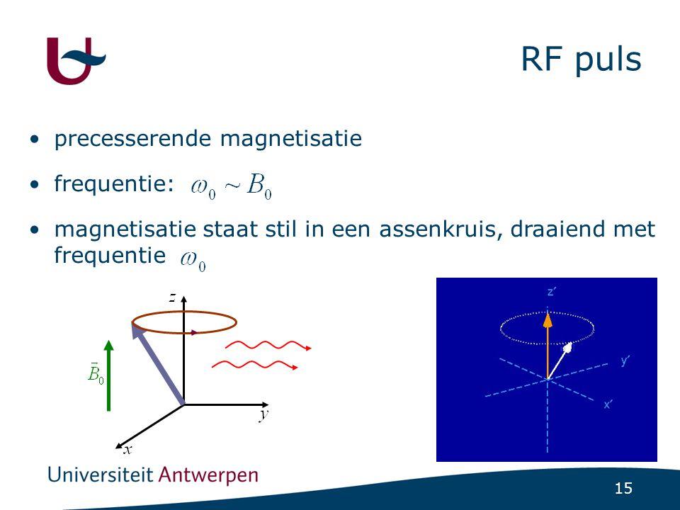 Magnetische resonantie