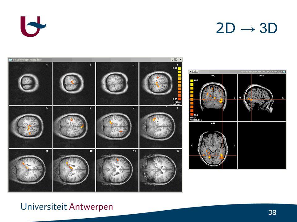 Besluit MRI is een rijke beeldvormingstechniek