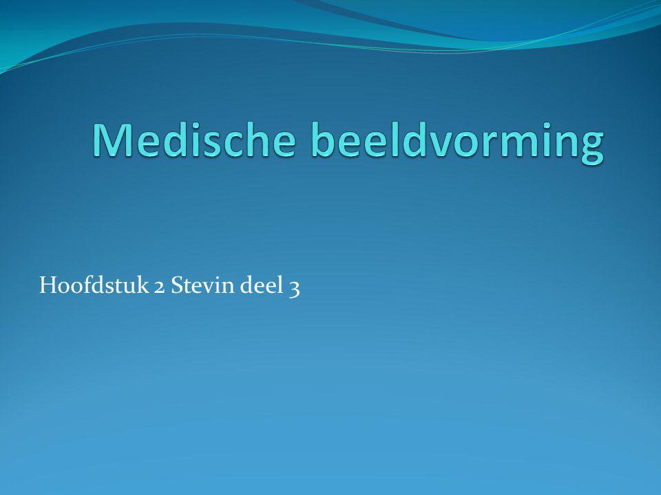 Medische beeldvorming
