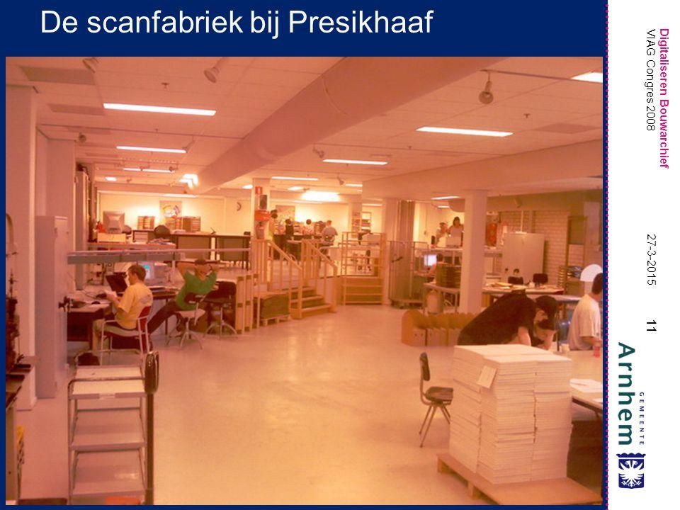 De scanfabriek bij Presikhaaf