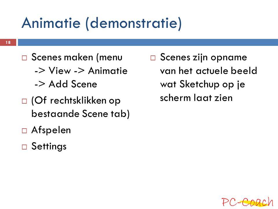 Animatie (demonstratie)