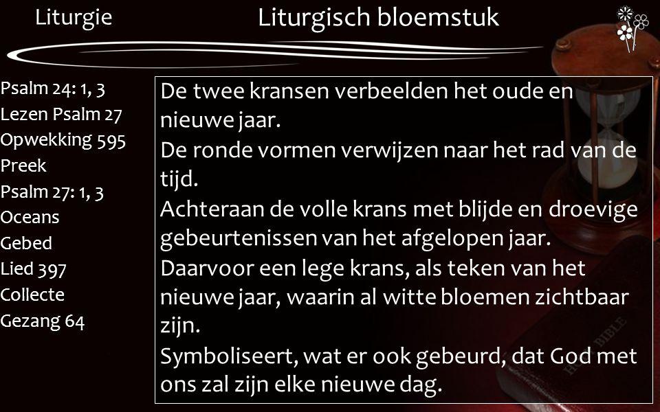 Liturgisch bloemstuk