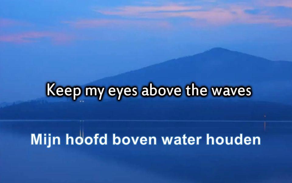 Mijn hoofd boven water houden