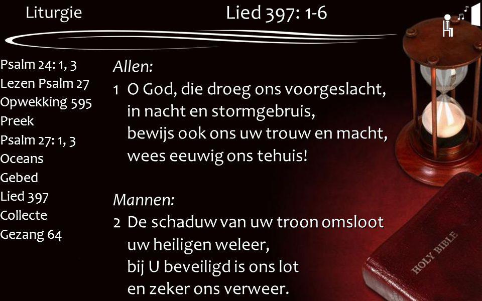 Lied 397: 1-6