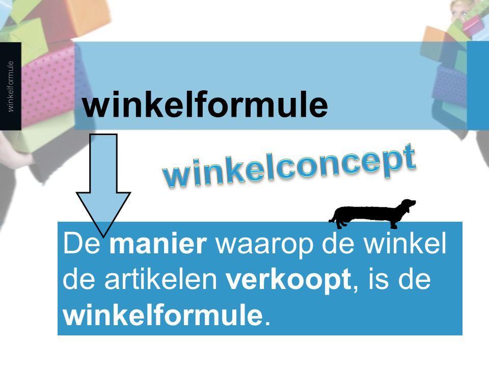 winkelformule winkelconcept