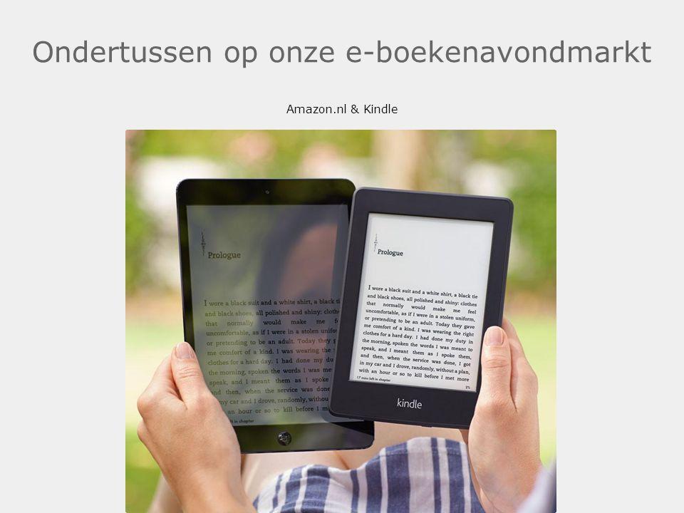 Ondertussen op onze e-boekenavondmarkt Amazon.nl & Kindle .
