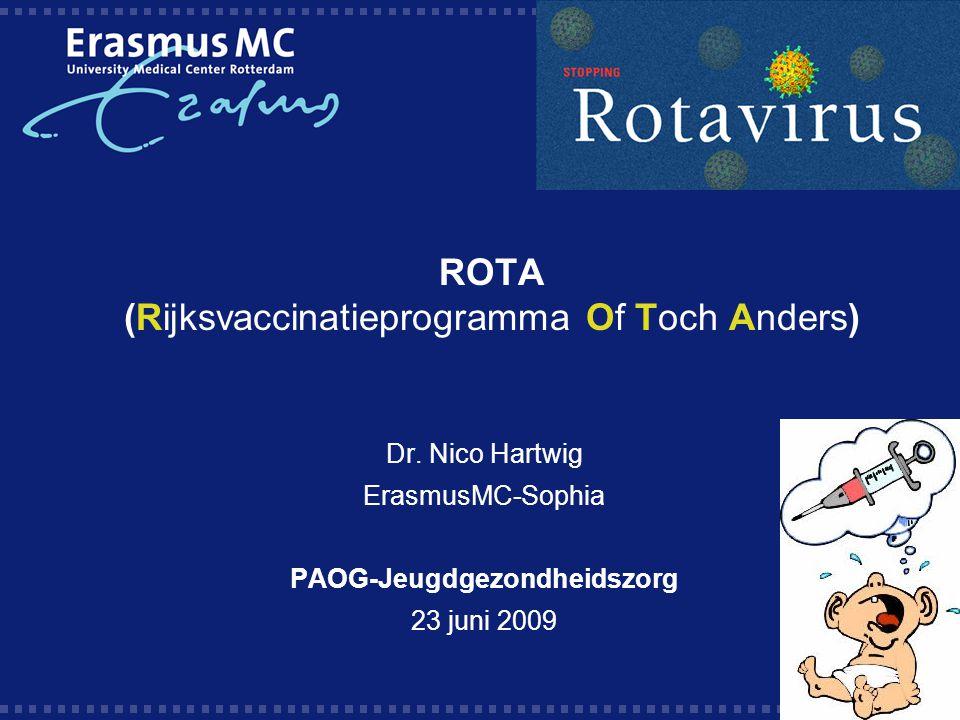 ROTA (Rijksvaccinatieprogramma Of Toch Anders)