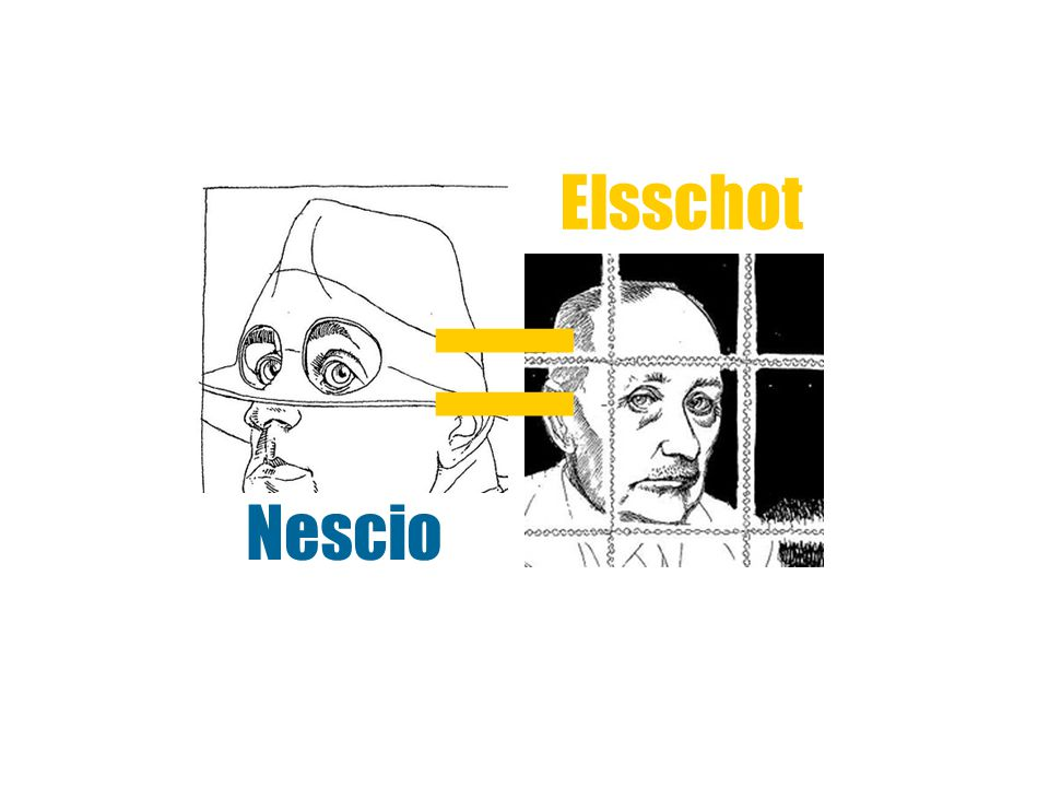 Elsschot = Nescio
