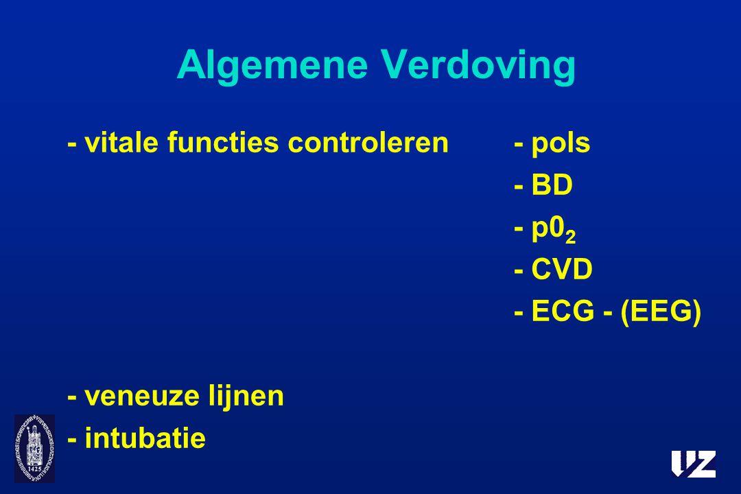 Algemene Verdoving - vitale functies controleren - pols - BD - p02