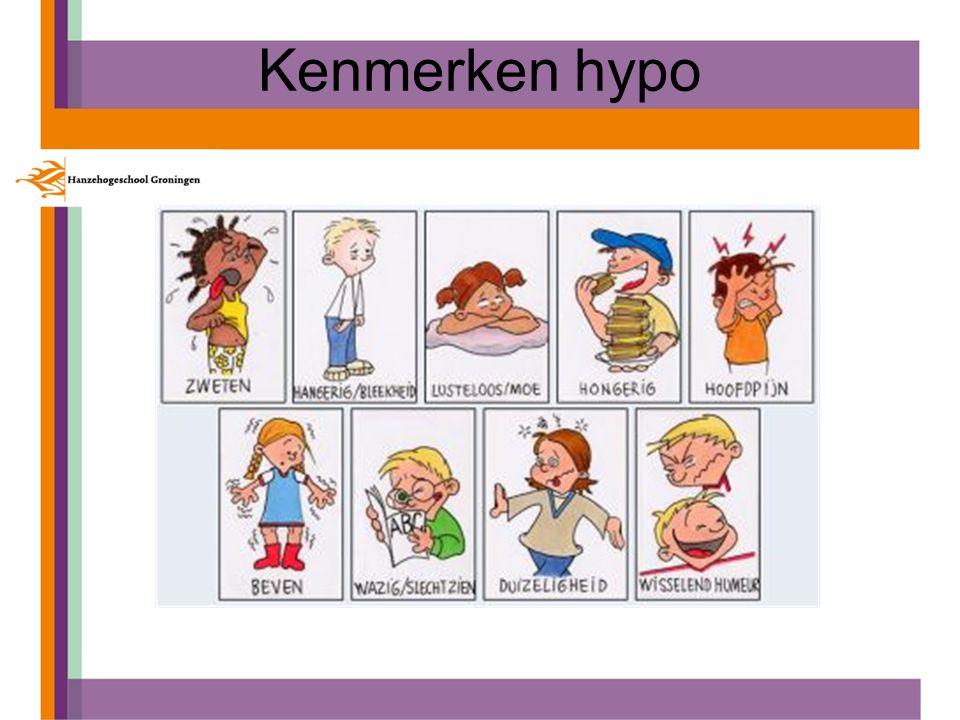 Kenmerken hypo