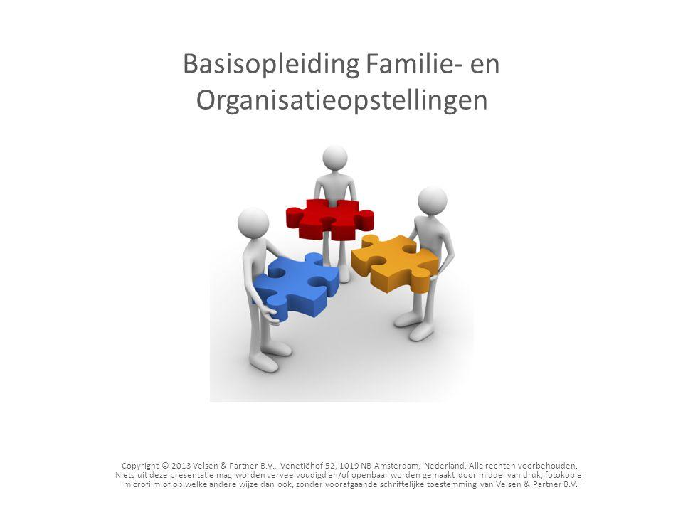 Basisopleiding Familie- en Organisatieopstellingen