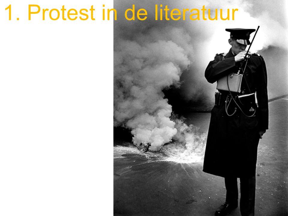 1. Protest in de literatuur
