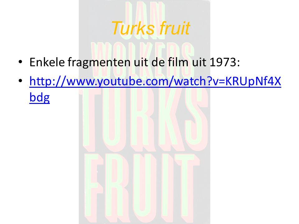 Turks fruit Enkele fragmenten uit de film uit 1973: