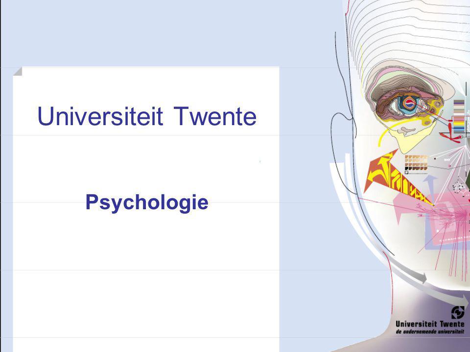 Universiteit Twente Psychologie