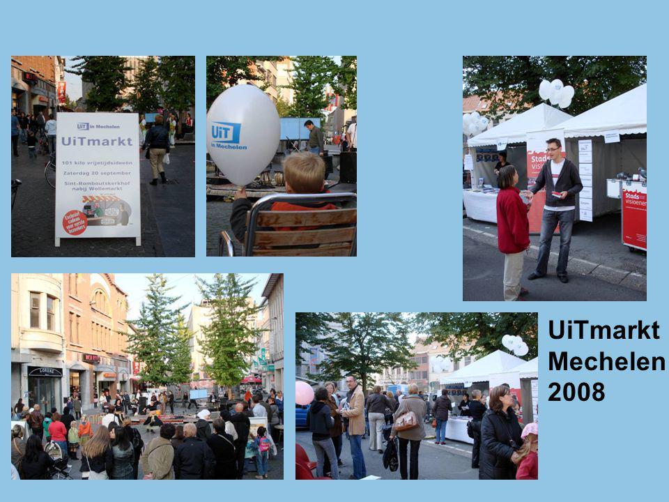 UiTmarkt Mechelen 2008