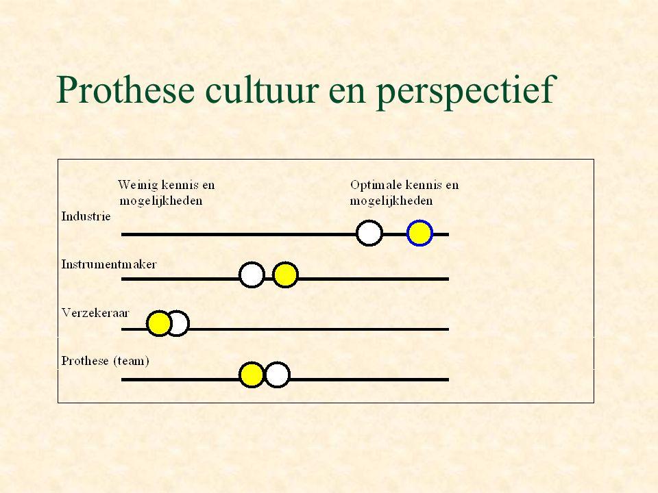Prothese cultuur en perspectief