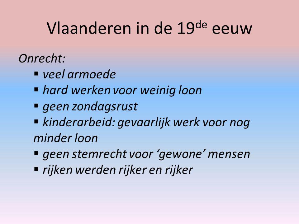 Vlaanderen in de 19de eeuw