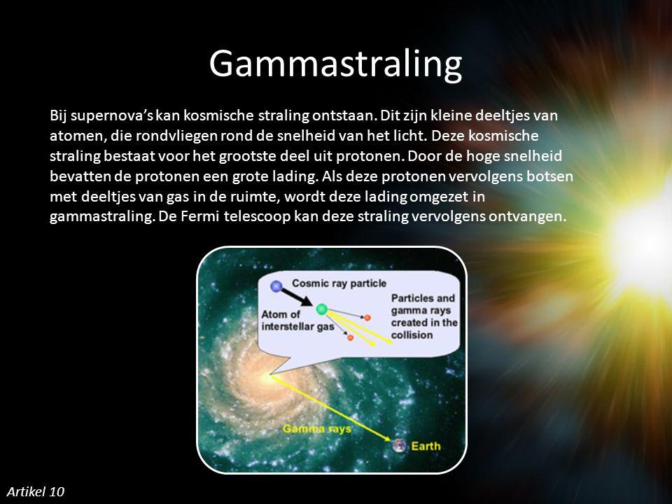 Gammastraling